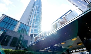 The Crown casino in Melbourne