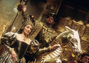 Jane Lapotaire as Queen Katherine, 1996
