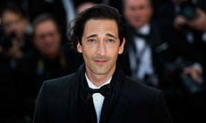Adrien Brody attends the Based On A True Story screening during the 70th annual Cannes Film Festival.