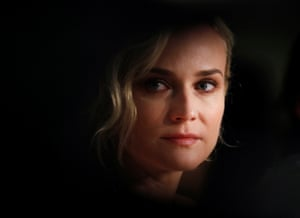"70th Cannes Film Festival - News conference for the film ""Aus dem Nichts"" (In the Fade) in competition - Cannes, France. 26/05/2017. Cast member Diane Kruger attends"