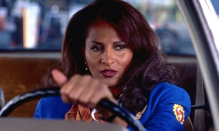 Pam Grier in Jackie Brown: dazzling bravado, style, and intelligence
