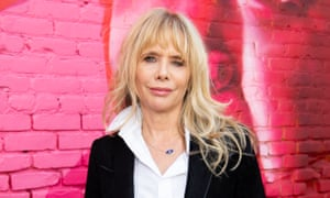 'My industry is so misogynistic': Rosanna Arquette.