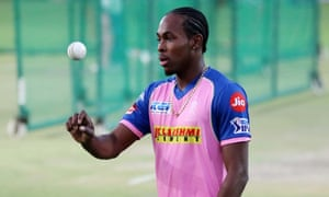 Jofra Archer has been called up by England for the first time, but left out of the preliminary World Cup squad.