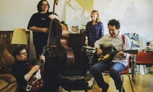 PR image of band Yo La Tengo