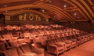 inside of cinema