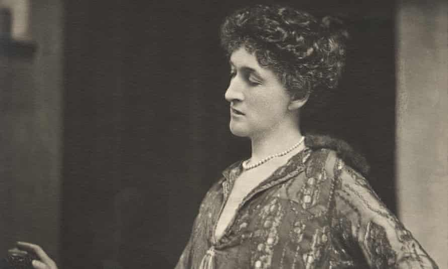 Margot Asquith in 1916.