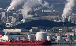 Japan was opposed to ending export financing to build coal power plants overseas, saying highly efficient plants were still best option for developing countries.