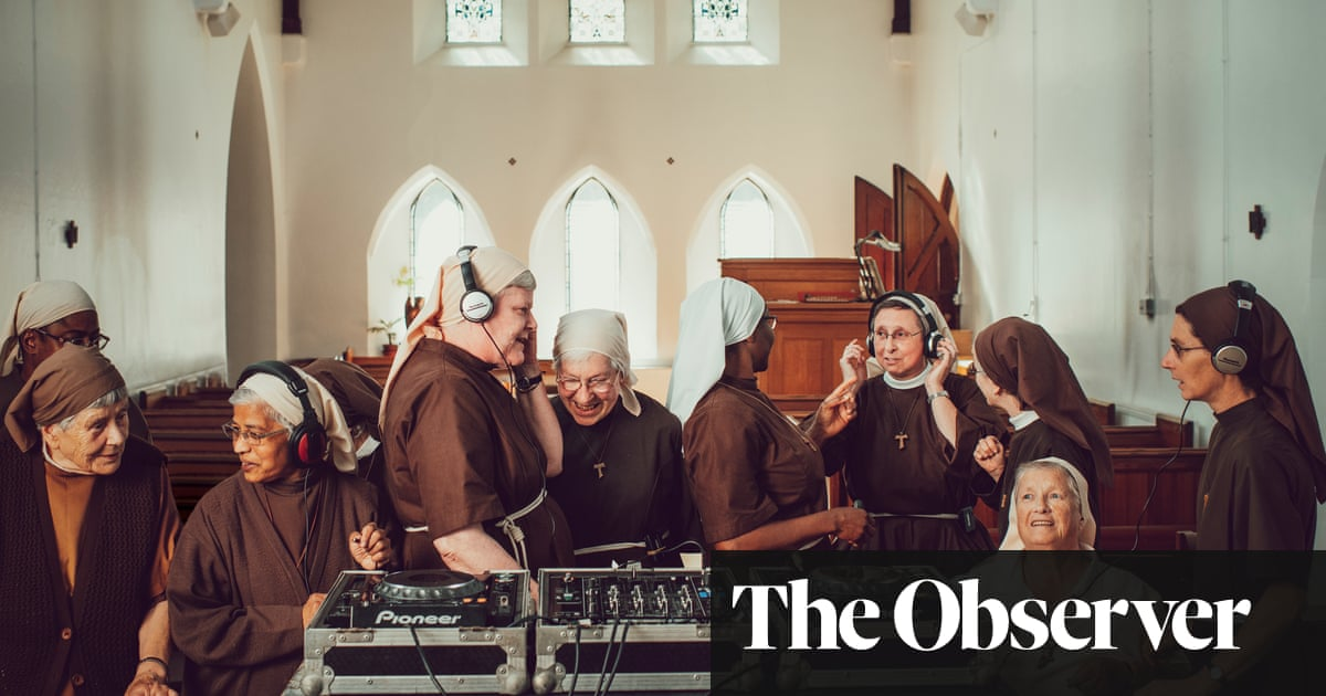 Swing out, sisters: the nuns singing through lockdown