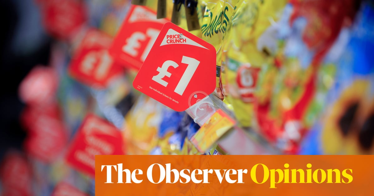 It's simply harder to eat well when you are poor | Barbara