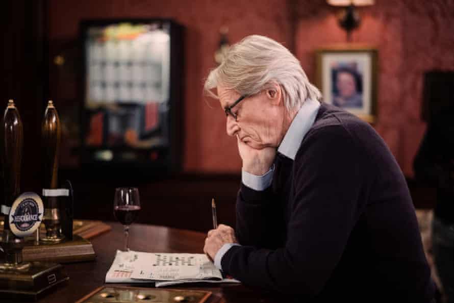 William Roache as Ken Barlow