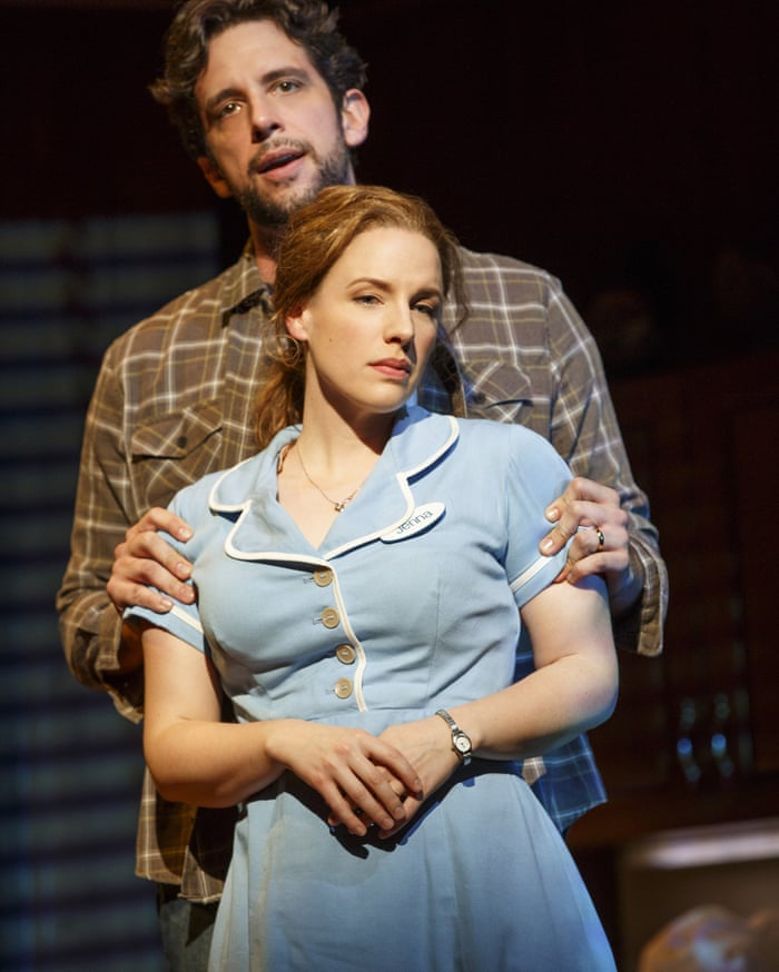 Waitress review – pie-focused musical seems half-baked | Stage | The