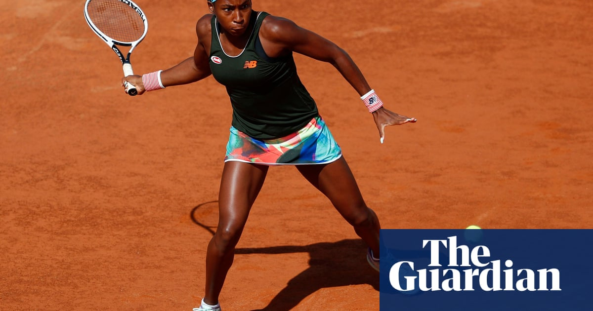 Coco Gauff chasing tennis greatness thanks to critics and her passion