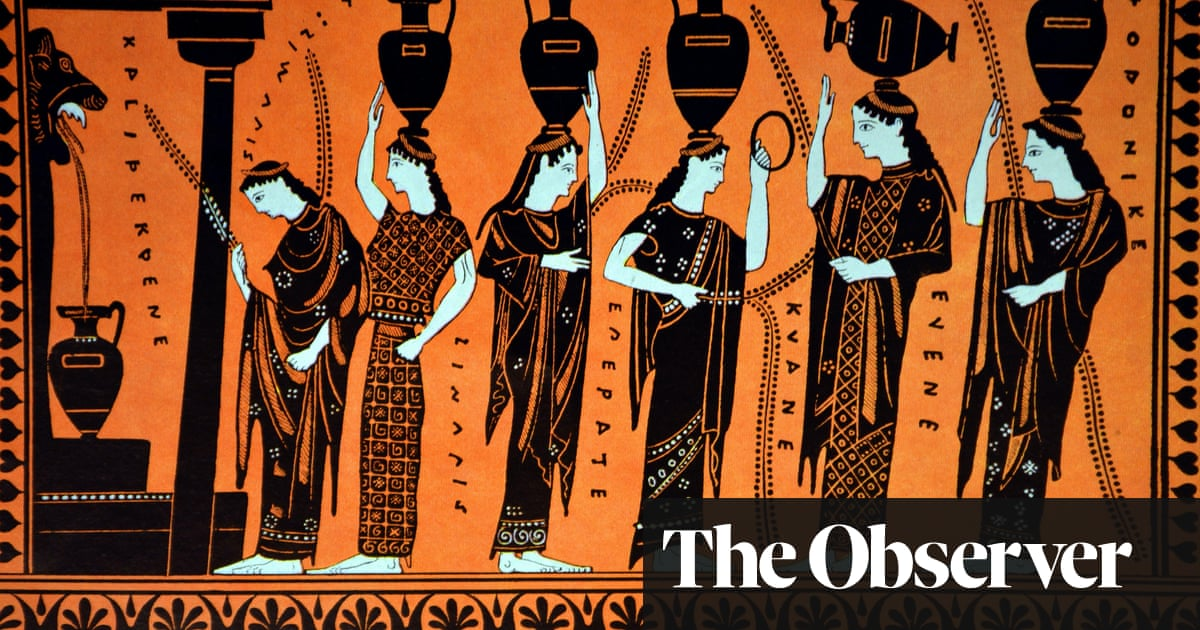 The Women of Troy by Pat Barker review – a Troy story for the sisterhood