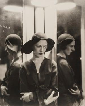Marianna Van Rensselaer In Charles James Hat, 1930