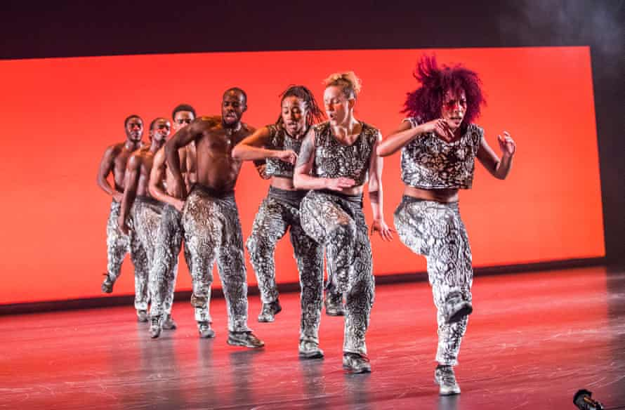 Blak Whyte Gray by Boy Blue Entertainment at the Barbican.