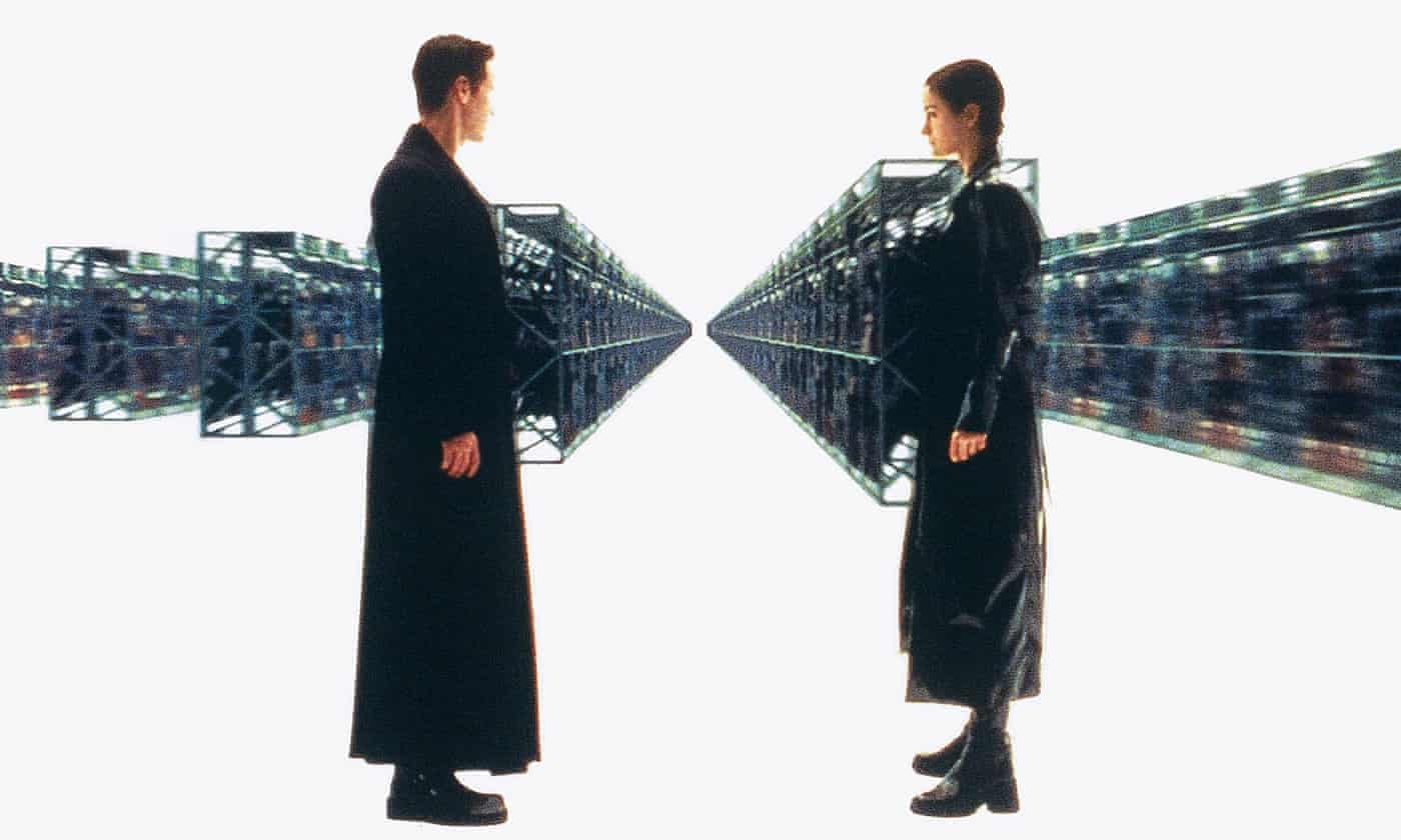 The Matrix rebooted: do we want to go down the rabbit hole again?