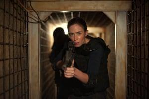 Emily Blunt as Kate Macer in Sicario