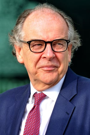 Lord (Charles) Falconer.