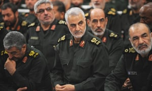 Qassem Suleimani was killed in a US drone strike in Iraq on 3 January. The White House claimed Iran posed an 'imminent' threat but Trump's remarks have muddied the water considerably.