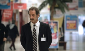 Hidden agonies … Vincent Lindon as Thierry in The Measure of a Man