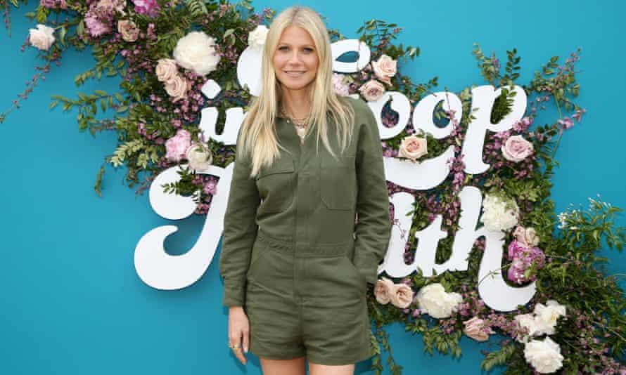 Gwyneth Paltrow attends In goop Health Summit Los Angeles 2019 at Rolling Greens Nursery in Los Angeles, California