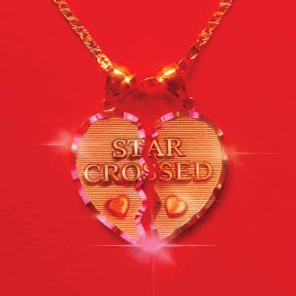 The cover of Star-Crossed.