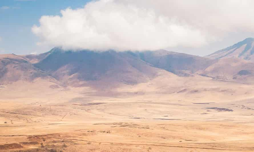 Ngorongoro Conservation Area in Tanzania