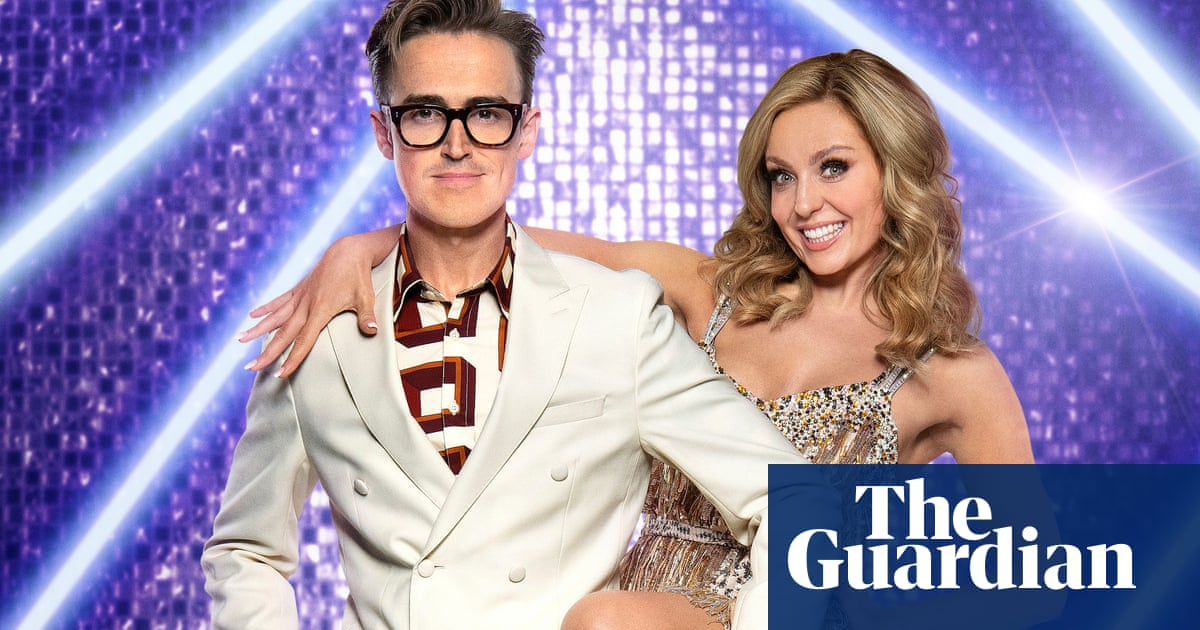 Tom Fletcher and Strictly partner test positive for Covid