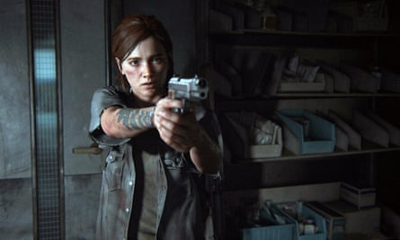 The Last of Us Part 2 on PlayStation 4
