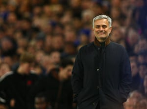 Smiley, happy Jose.