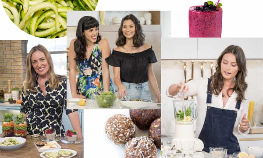 Amelia Freer, Jasmine and Melissa Hemsley and Ella Mills are distancing themselves from clean eating.