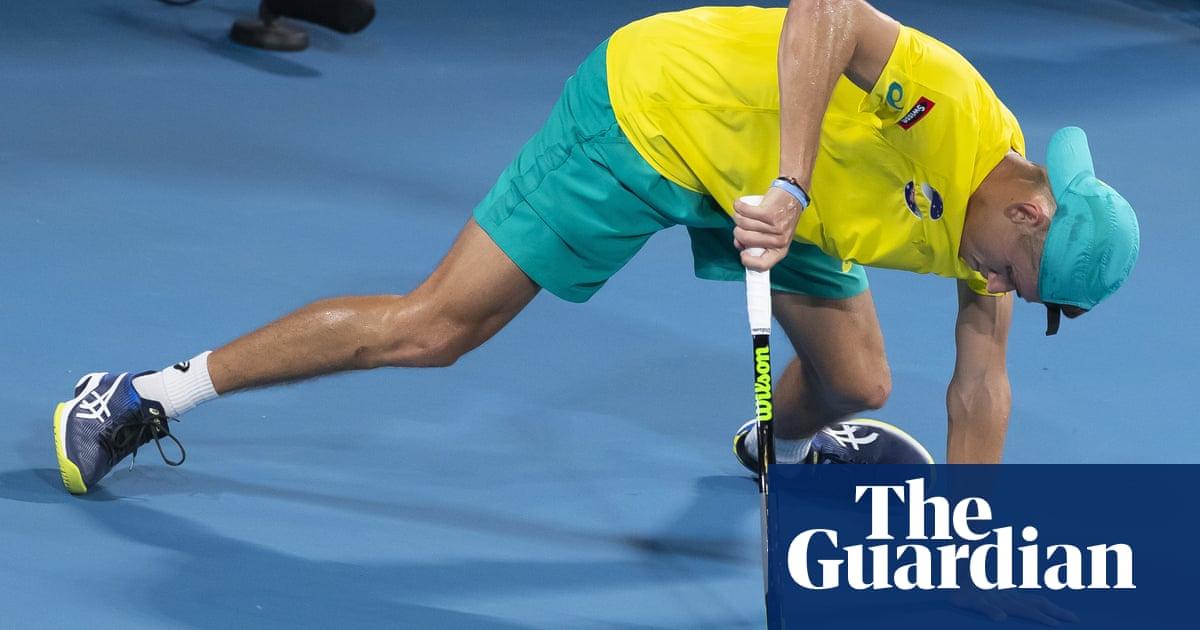 Injury casts doubt on Alex de Minaurs Australian Open campaign