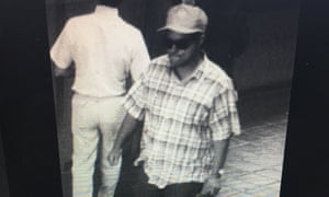 'I knew how to carry myself' ... Joe Loya in The Bank Robber Diaries.