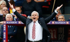 Mark Hughes needs to reinstill the qualities that made Stoke such a difficult proposition.