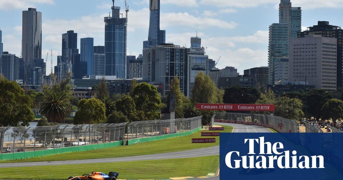 Opening three races of F1 season under threat from spread of coronavirus