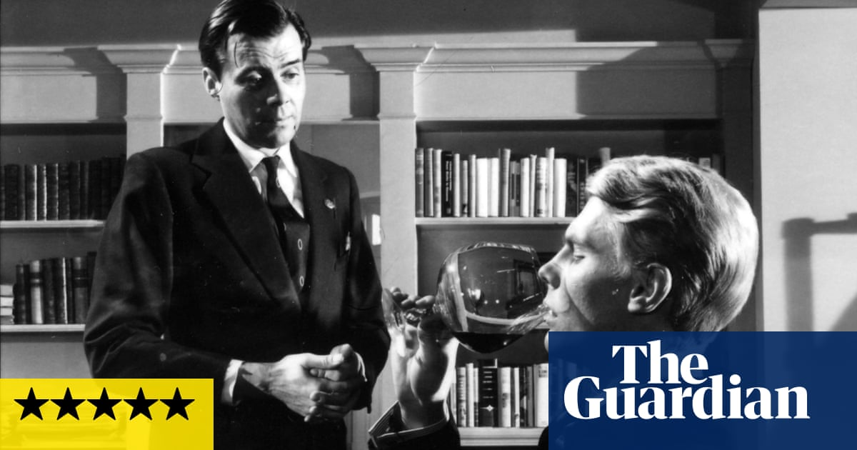 The Servant review – Losey and Pinter's nightmarish version of Jeeves and Wooster
