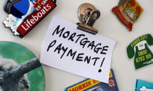 Mortgage payment reminder notice