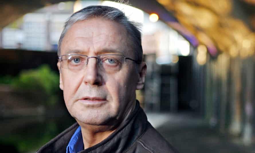 'Brave, original and generous' … Graham Vick in Birmingham.