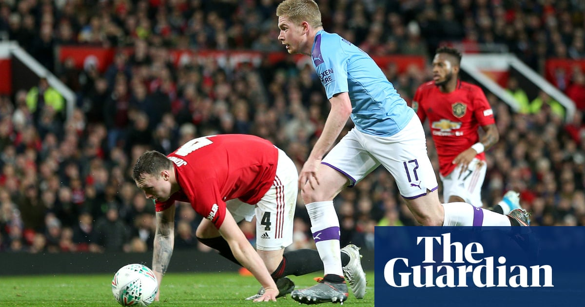 It took City 15 minutes to plan 3-1 defeat of United, says Kevin De Bruyne