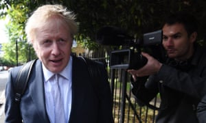 The Muslim Council of Britain cited comments by Boris Johnson about burqas in its complaint to the EHRC.