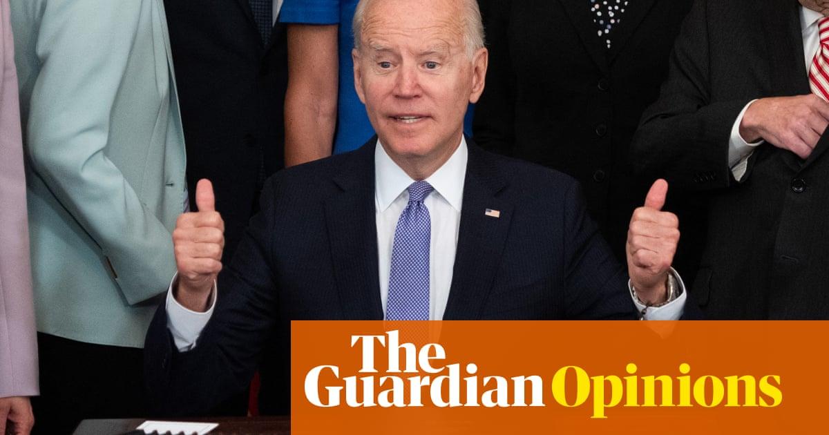 Why isn't Joe Biden doing all he can to protect American democracy?