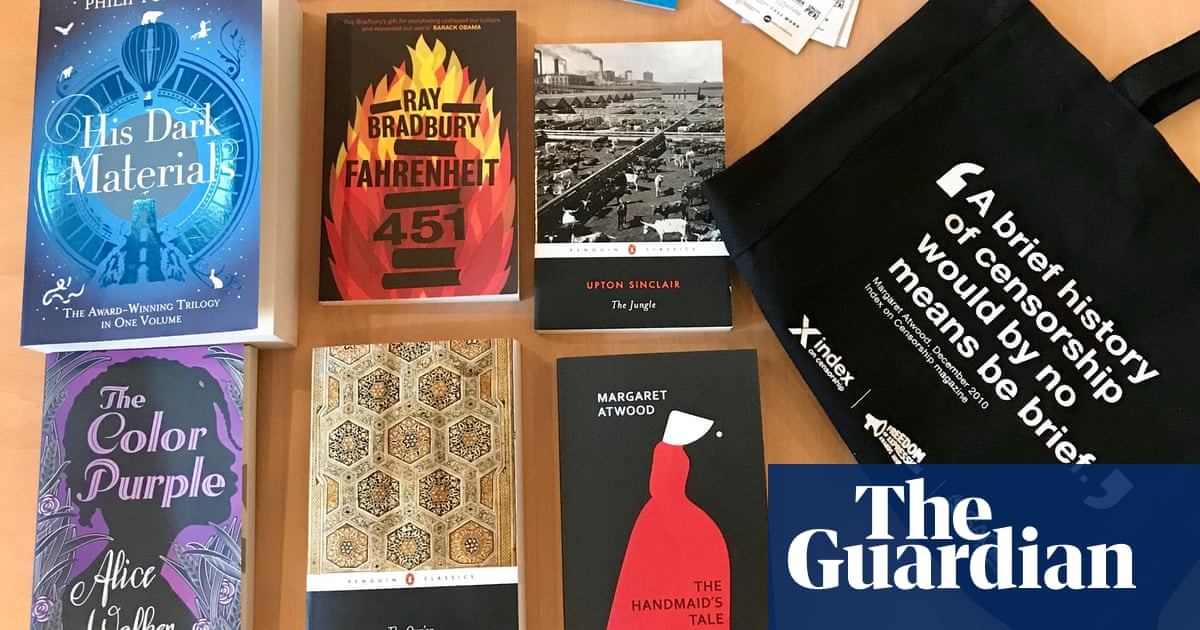 Ukip members sent 'mind-broadening' reading after bookshop attack