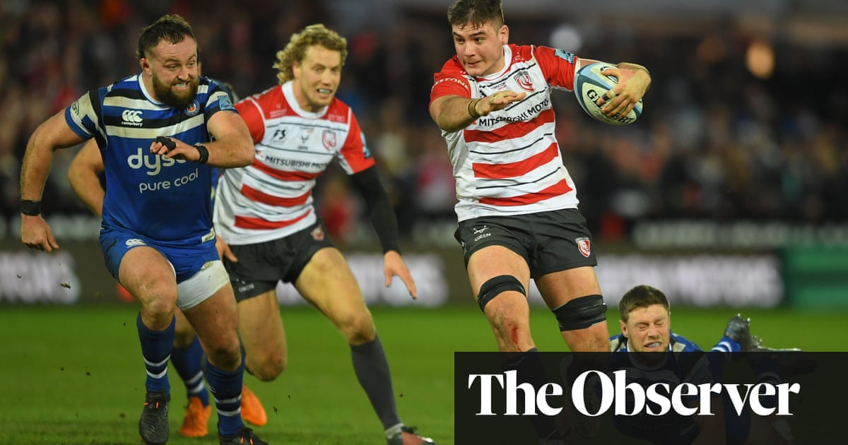 Glorious Gloucester storm back for bonus-point derby win over Bath