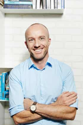 Publisher Matt Richell, formerly chief executive of Hachette Australia.