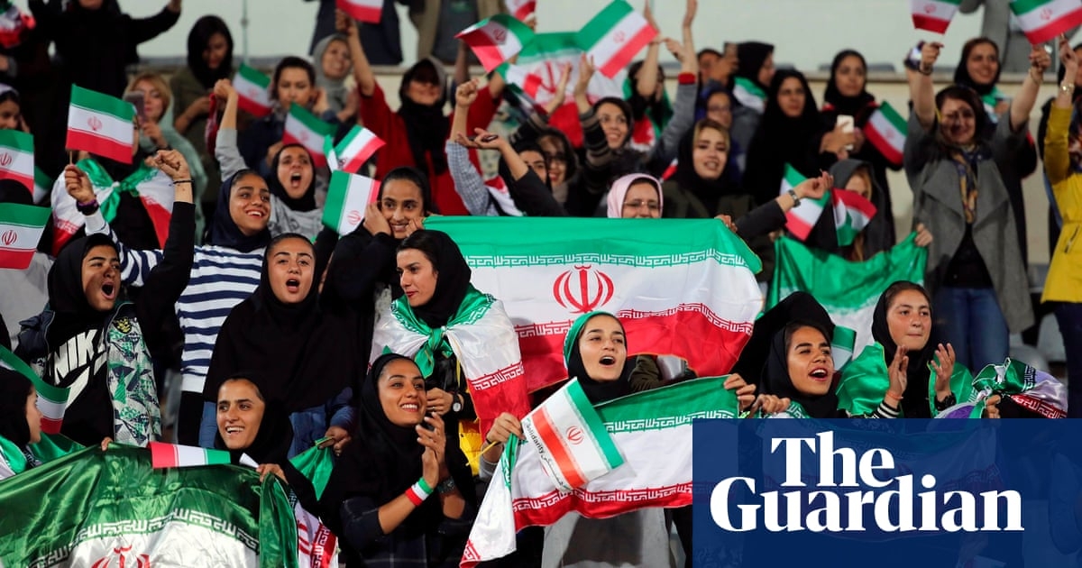 Iran Opens Door To Women At Football But Will Anything