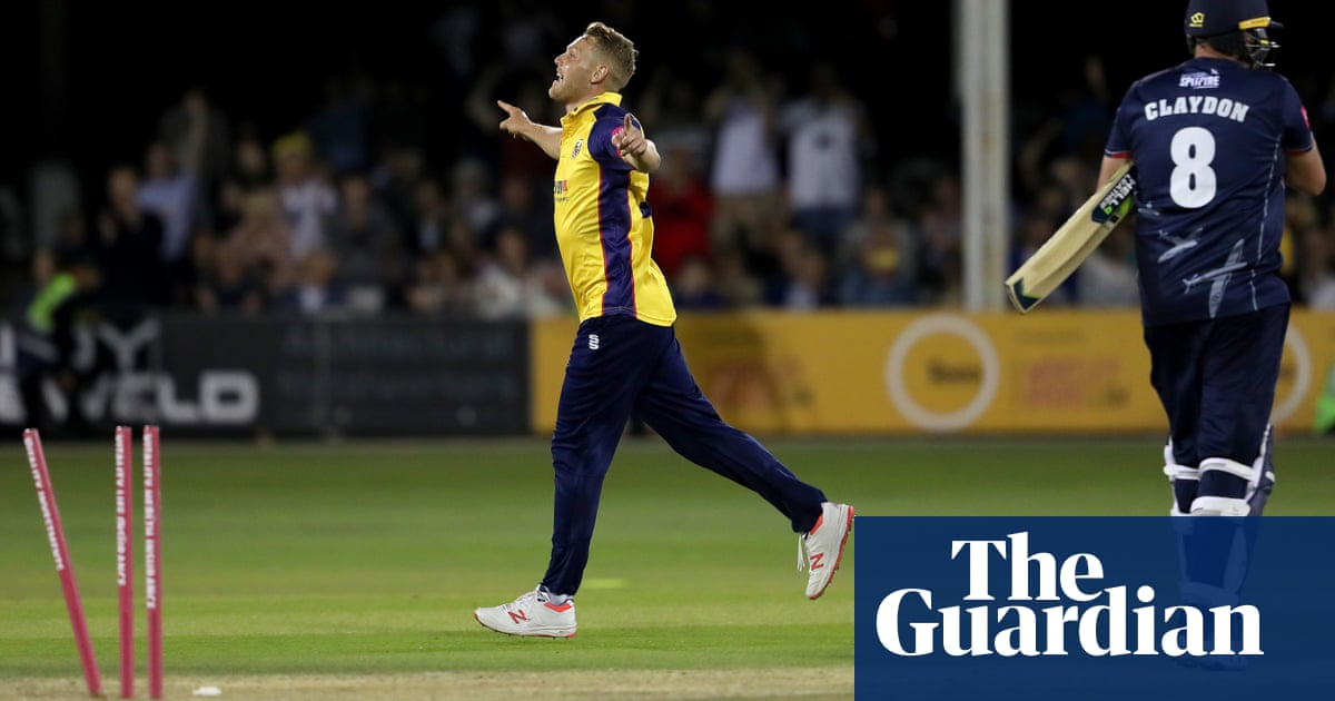 T20 Blast talking points: prepare for a week of intriguing quarter-finals
