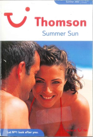 2002 Thomson summer sun brochure