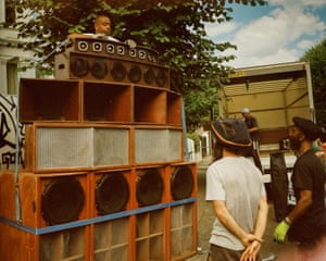 Channel One Sound System at Notting Hill Carnival 2019.