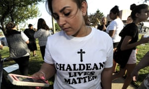 Just months into the Trump administration, Ice swept up 350 Chaldean men and Iraqi nationals.