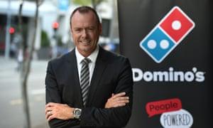 Don Meij at Domino's Pizza